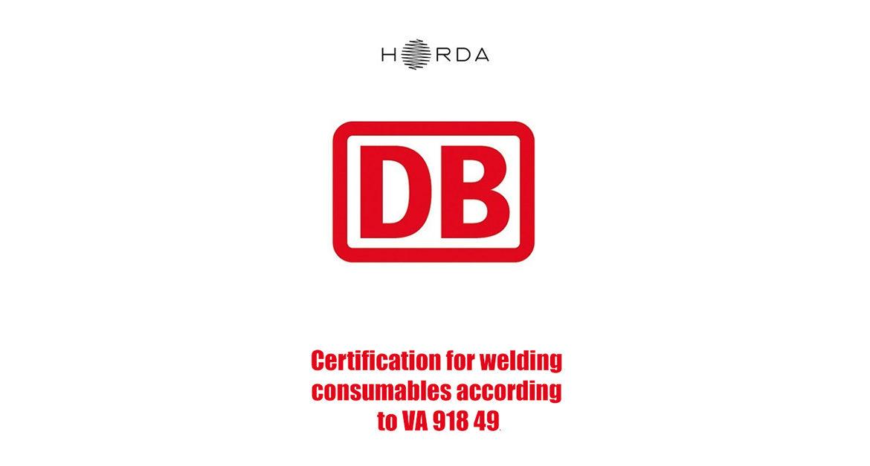 certyfikat db na druty horda